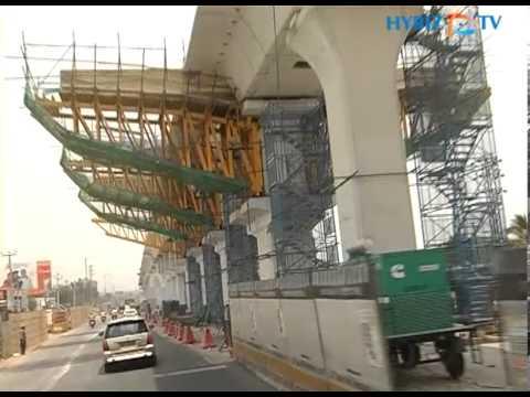 Hyderabad Metro Rail Work Updates