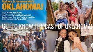 GET TO KNOW THE CAST OF OKLAHOMA! | Georgie Ashford