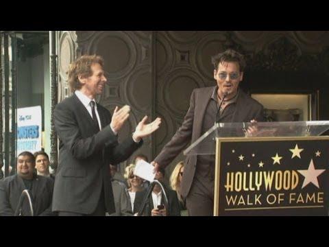 Johnny Depp's hilarious Jack Sparrow impression
