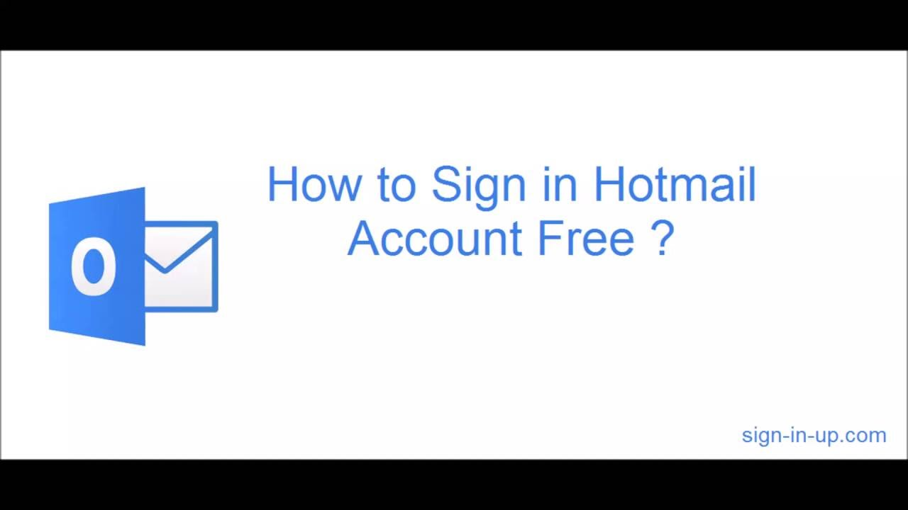 H0tmail sign in