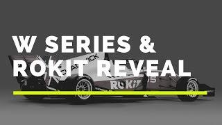W Series amp; ROKiT Reveal New Sponsorship Announcement