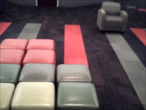 Stop-Motion: Lobby Furniture Tetris