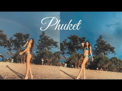 Phuket Vlog | Go Air | Shetroublemaker