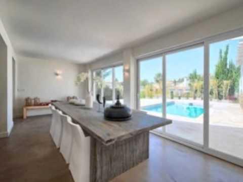 Villa de luxe espagne villas maisons de luxe marbella malaga sud espagne youtube for Maison de luxe espagne