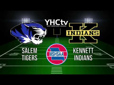 Class 3 District 1 Semifinals - Salem vs. Kennett  10-27-17