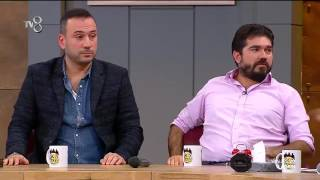 Sinan Engin'le Stüdyoda Gergin Anlar   3 Adam   16 Kasım Çarşamba