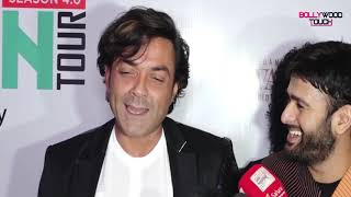 Bobby Deol Ramp Walk for Designer Cute Circuit