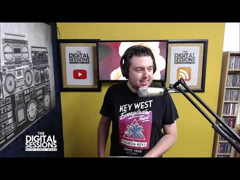 The Digital Sessions Episode 21. Chris Ward. House DJ Set.