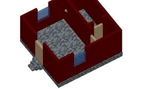 Draw Complete 2D and 3D Room in AutoCAD | ILU TUTORIALS | 2018