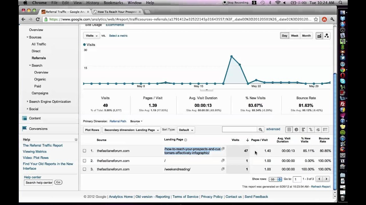 how to add google analytics to youtube