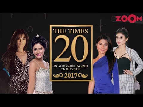 The Times 20 Most Desirable Women On Television 2017