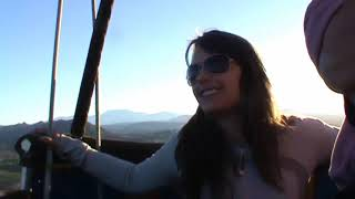Hot Air Balloon Ride in My Wheelchair in the Southern California Wine Country of Temecula