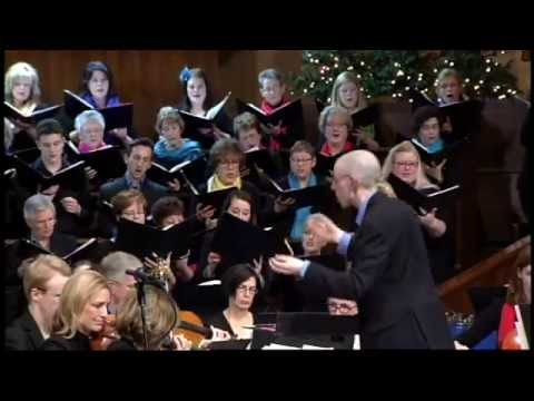 "Excerpts:""In Terra Pax"", G. Finzi & ""Fantasia on Christmas Carols"", RV Williams"