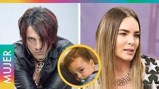 Belinda fue dejada atrás por Criss Angel para ser padre