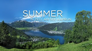 Summer Holidays in Zell am See-Kaprun