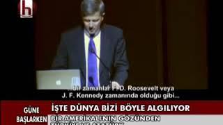 Bir ABD'liden Atatürk'ü dinleyin