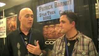 Bonus Features at Con X KC: Patrick Barnitt Interview