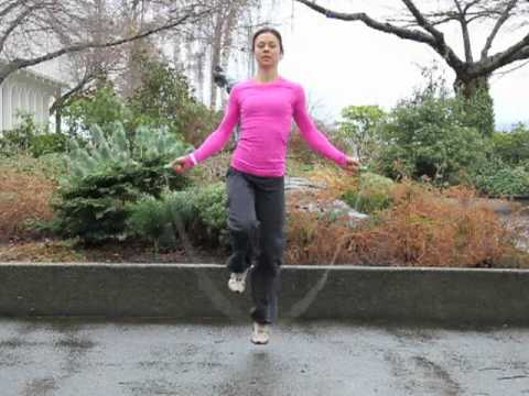 how to jump rope like a boxer step skip