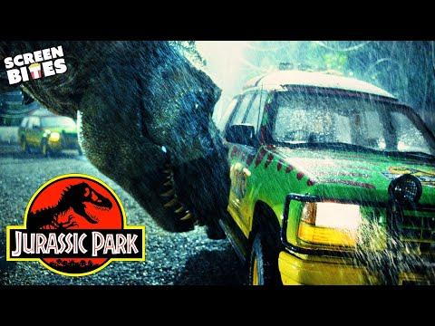 Jurassic Park  Keep Absolutely Still  Martin Ferrero and Jeff Goldblum