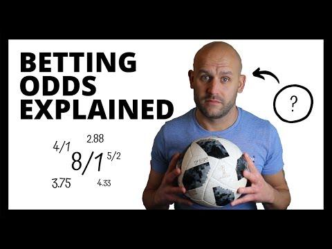 Understanding Betting Odds In 5 Minutes