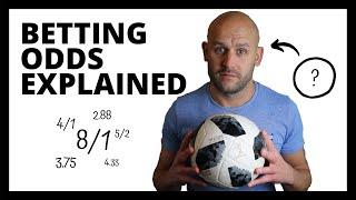 Understanding Betting Odds in 5 Minutes betnumbers