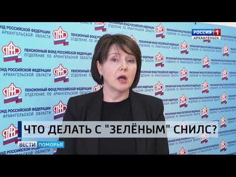 В России отменили пластиковые «зелёные» карточки СНИЛС
