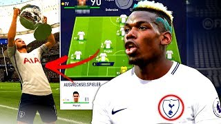 FIFA 18 : DAS ABSOLUT VERRÜCKTESTE CHAMPIONS LEAGUE FINALE EVER !!! 😱☠️ Tottenham Sprint To Glory