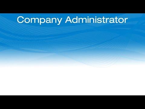 Company Administrator