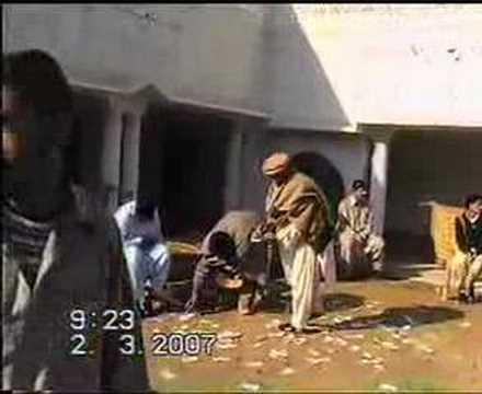 Pashtoon gay attan dance in a gay marriage in Kandahar thumbnail