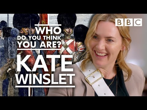 The 11 Year Old Who Joined The Army To Play Drums 🥁   Kate Winslet Who Do You Think You Are? - BBC