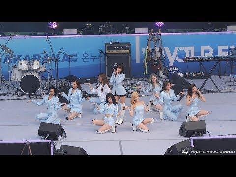 190517 트와이스 TWICE  - Cheer Up [2/2] 직캠 By Box @연세대 아카라카