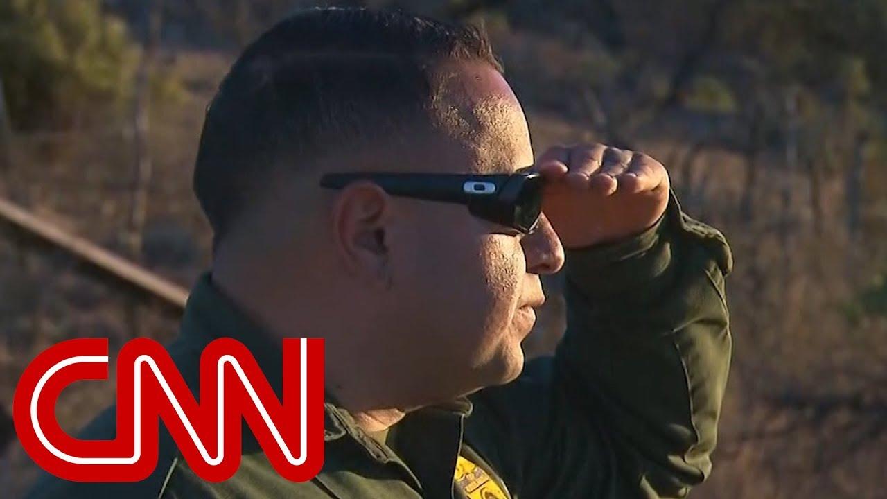 Border patrol: We didn't rip children from parents