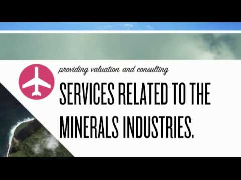 Mineral Property Valuation | Mineral Appraisal | Mineral Valuation Specialists 480-443-3978