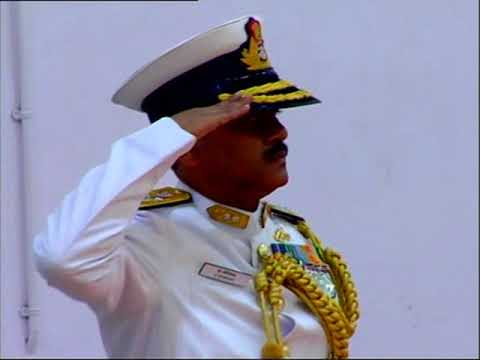 Independence Day Celebrations at Eastern Naval Command in Visakhapatnam
