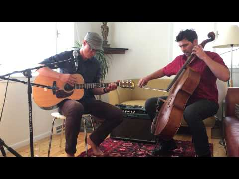 """Paul plays """"Love To Love You"""" with Jesse on Cello"""
