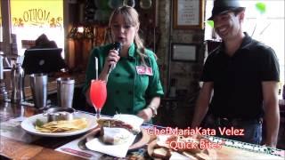 Cocktail  Spice Rum Punch. Chefmariakatavelez