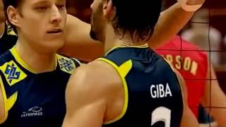 Volleyball is Amazing ● Giba & Murilo Endres & Wallace & Dante Amaral ● HD