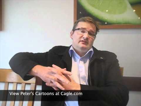 Interview with Australian Cartoonist Peter Broelman