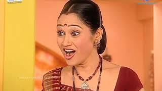 दया का फेसला | Taarak Mehta Ka Ooltah Chashmah | TMKOC Comedy | तारक मेहता  का उल्टा चश्मा