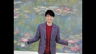 俳優の井上芳雄(38)が13日、東京・六本木の国立新美術館で開幕す...