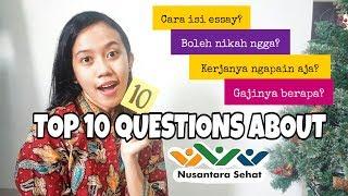 Download 10 PERTANYAAN (Terbanyak) SEPUTAR NUSANTARA SEHAT Mp3 and Videos