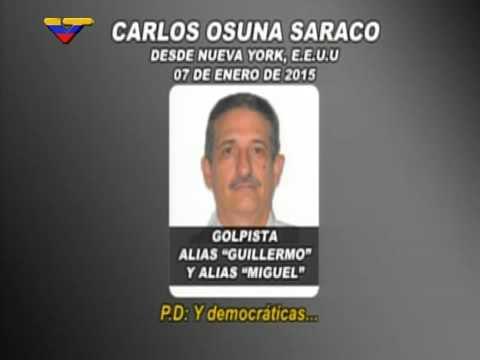 El comunicado que militares golpistas iban a leer llamando a deponer a Nicolás Maduro