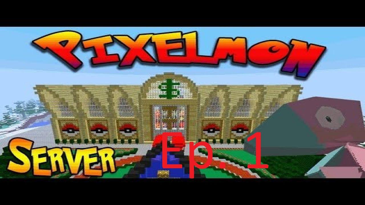 Pixelmon server lp ep 1 my charmander sucks youtube - Pixelmon ep 1 charmander ...