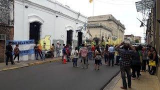 Vecinos de Paso de la Patria piden restituir a Osnaghi en su cargo