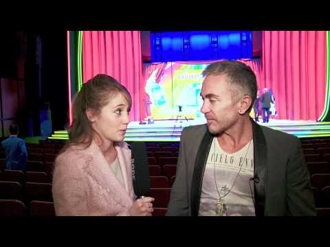 Jason Coleman interview with Australian Dance Festival at Hairspray the Musical