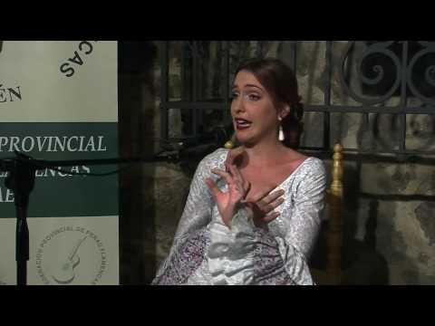 Flamenco Peña La Taranta - Linares - Belén Vega y Juan Ballesteros - I parte