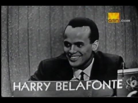 What's My Line? - Harry Belafonte (Nov 6, 1955)