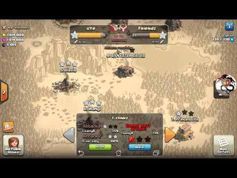 Clash of clans , town hall 10 (TH10) , anti golem , anti hog,anti valkry
