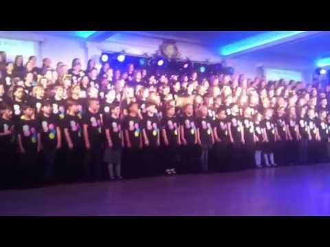 Children in Need Kettering Choir