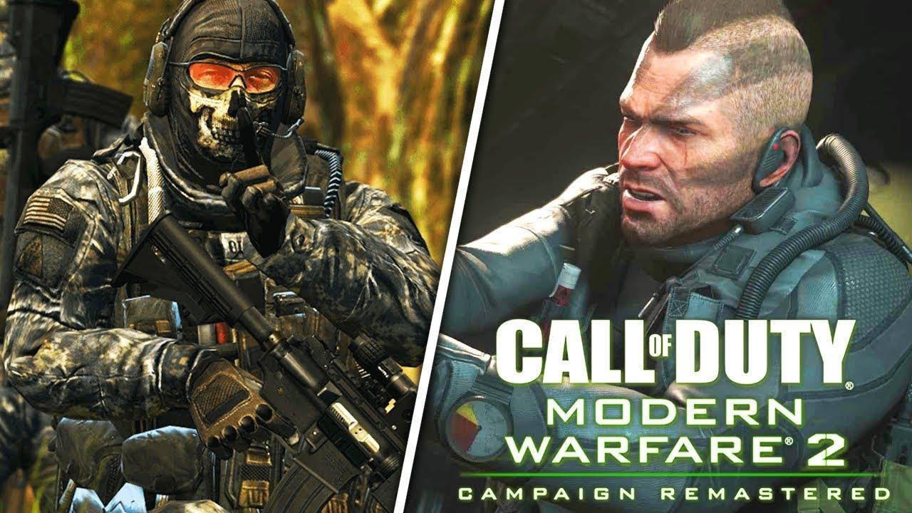 Modern Warfare 2 campaign remaster leaks early